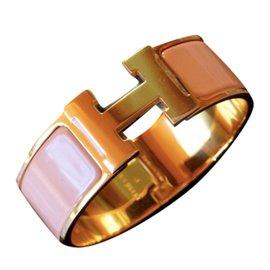 Hermès-Bracelet-Rose