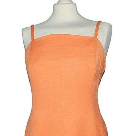 Givenchy-Dress-Orange