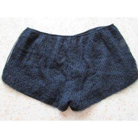 Fendi-shorts-Black