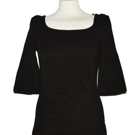 Aquascutum-Dresses-Black