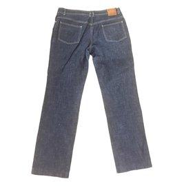 Hermès-Jeans-Bleu