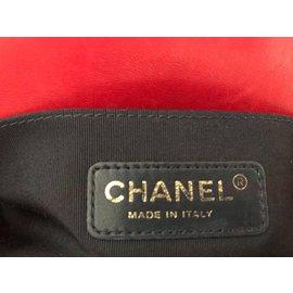 Chanel-Sacs à main-Rouge
