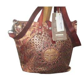 Campomaggi-Shopper XL-Cuivre