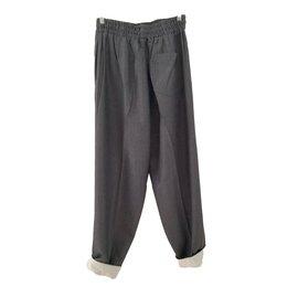 Céline-Pantalons-Gris