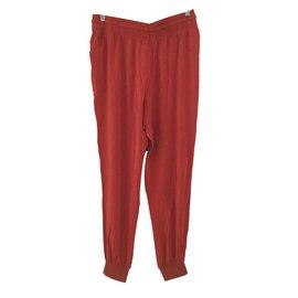 Gucci-Pantalons-Orange