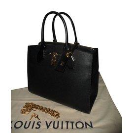 Louis Vuitton-City Steamer MM-Noir