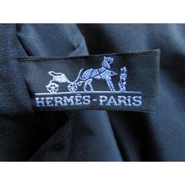 Hermès-Sacs à main-Noir,Gris