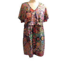 See by Chloé-Robes-Multicolore