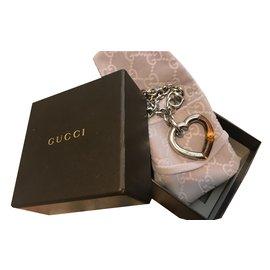 Gucci-Bracelet-Argenté