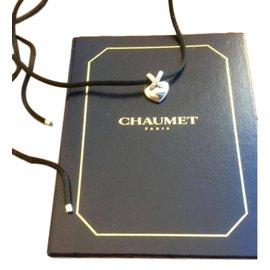 Chaumet-Pendentif liens-Argenté