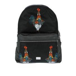 Dolce & Gabbana-Sac à dos-Noir