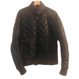 Moncler-Manteaux homme-Noir