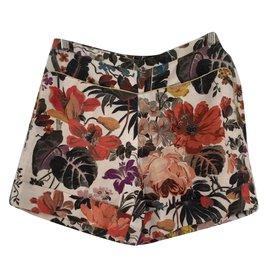 Dries Van Noten-Shorts-Multicolore