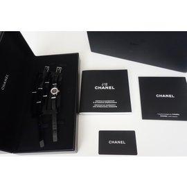 Chanel-MONTRE MANCHETTE J12 XS-Noir