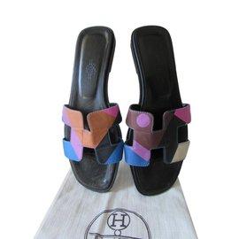 Hermès-ORAN-Multicolore