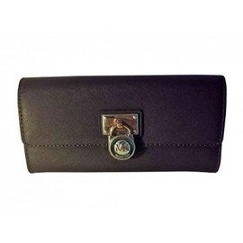 Michael Kors-wallets-Purple