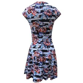 Mary Katrantzou-Dresses-Multiple colors