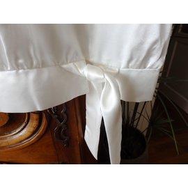 ... Autre Marque-Alouette T-Shirt satin blanc-Blanc 8c0acfc316b3