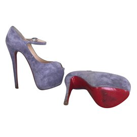 Christian Louboutin-Lady highness-Violet