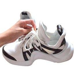 Louis Vuitton-Baskets-Blanc