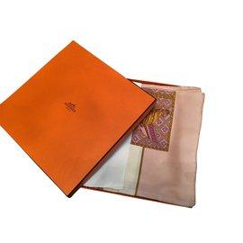 Hermès-Scarf-Multiple colors
