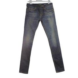 Saint Laurent-Jeans-Bleu