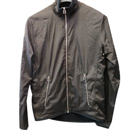 Hermès-Jacket-Dark brown