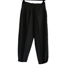 Céline-Pants-Black