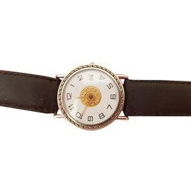 Hermès-watch-White