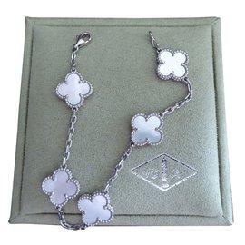 Van Cleef & Arpels-Armband-Silber