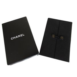 Chanel-notebook-Black
