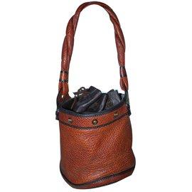 Fendi-Bag-Dark brown