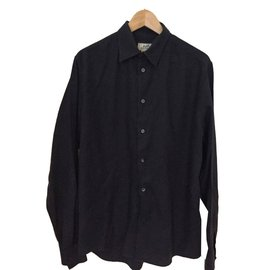 Hermès-Shirt-Navy blue