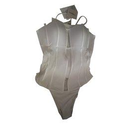 La Perla-Vêtements de bain-Blanc