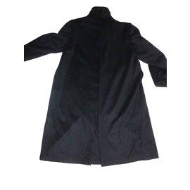 Autre Marque-Manteau homme-Bleu Marine