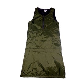 Ikks-Dress-Green
