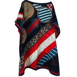 Hermès-Tunique de plage-Autre