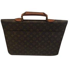 Louis Vuitton-KOURAD Vintage-Marron