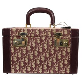 08e807fbb07a Second hand Christian Dior Travel bag - Joli Closet