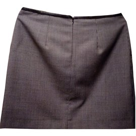 Pablo De Gerard Darel-Skirt-Black,White