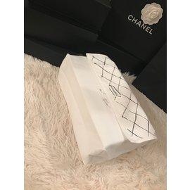 Chanel-Dust Bag-White