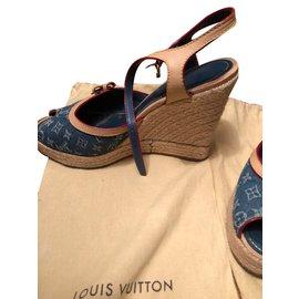 Louis Vuitton-Sandales-Multicolore