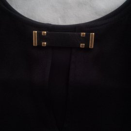 Céline-Tops-Navy blue