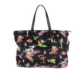 4636b9bf83127 low price prada bag grey pink 9ce70 beb83