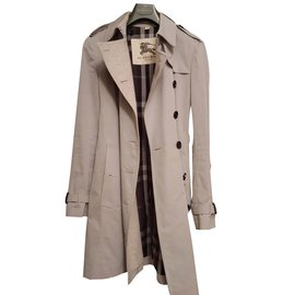 Burberry-Trench coats-Grey