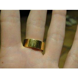 Chloé-rings-Golden