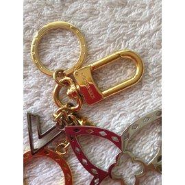 Louis Vuitton-Bijoux de sac-Doré
