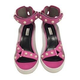 Balenciaga-sandals-Pink