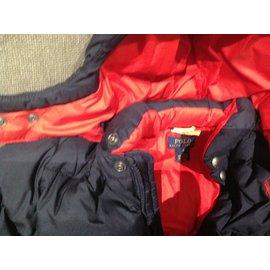 Ralph Lauren-Blousons, manteaux garçon-Multicolore