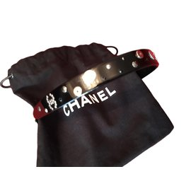 Chanel-Hair accessories-Black